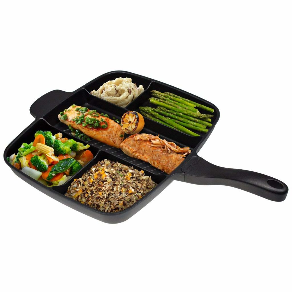 Best Divided Fry Pans and Skillets for Efficient Cooking