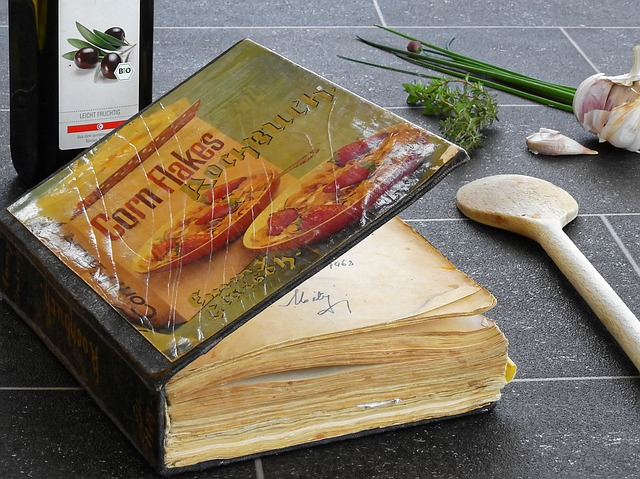 cooking books recipes free